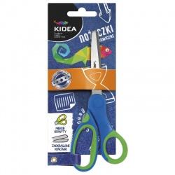 Školní nůžky ergonomické, kulaté