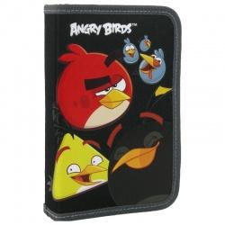 Penál s chlopní, bez vybavení Angry Birds