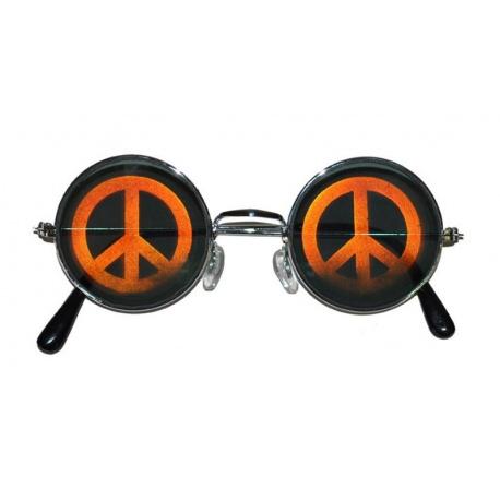 Sluneční brýle s hologramem peace