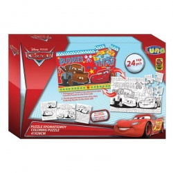 Puzzle Cars 2 v 1 - Auta