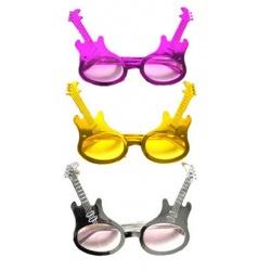 Brýle - kytary