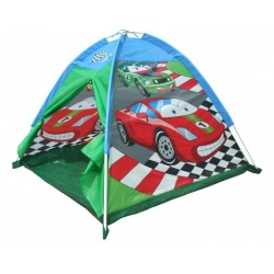 Dětský stan na hraní Auto 112x112 cm