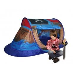 Dětský stan na hraní Pirát 170 cm