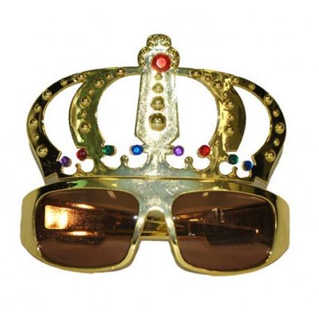 Brýle s korunou král