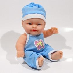 Panenka MayMay Baby - modrá