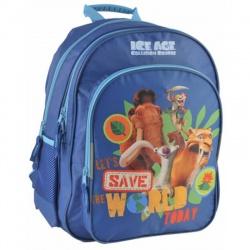 Školní dvoukomorový batoh Doba ledová