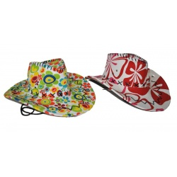 Kovbojský klobouk barevný