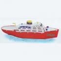 Dopravní loď velká - Europa 50cm lodička do vody