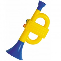 Dětská trumpetka 22cm