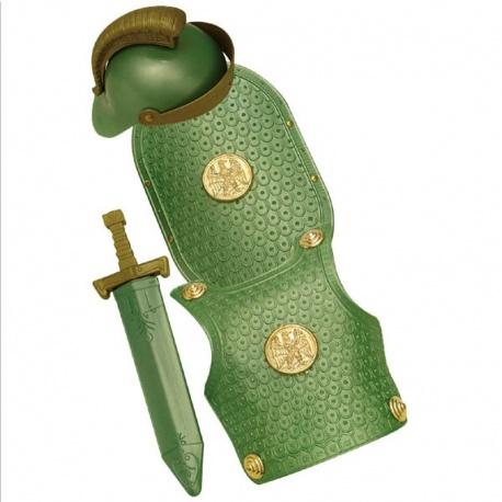 Sada říman - brnění, meč, štít a helma