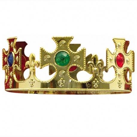 Koruna král
