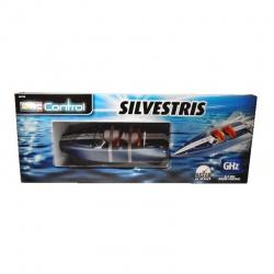 RC - Silvestris člun (cca 20km