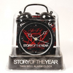 Budík Story Of The Year - 10cm