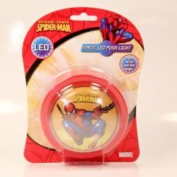 LED svítidlo dětské - Spider-Man