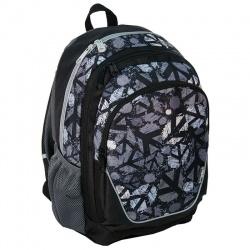 Studentský batoh dvoukomorový