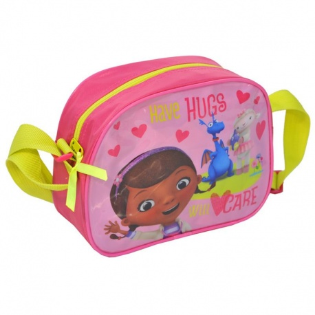 Dívčí kabelka taška přes rameno Doktorka Plyšáková