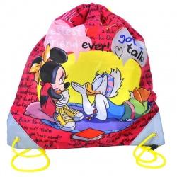 Pytel na tělocvik - přezůvky Minnie & Daisy