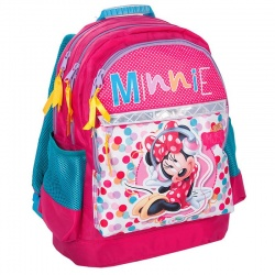 Školní batoh třikomorový Minnie