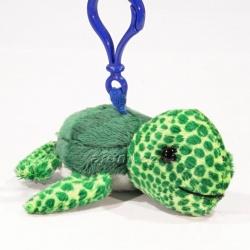 Plyšový přívěšek - klíčenka Želva