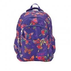 Luxusní čtyřkomorový batoh ST.REET Butterfly