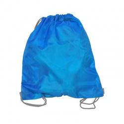Školní pytel vak sáček modrý