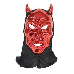 Maska čert lesklá