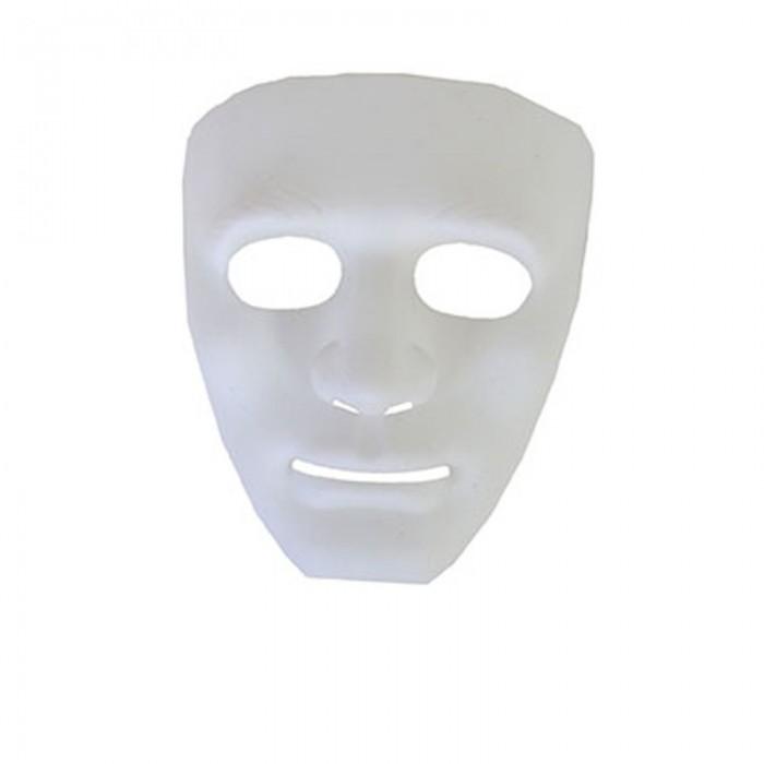 Maska - bílá