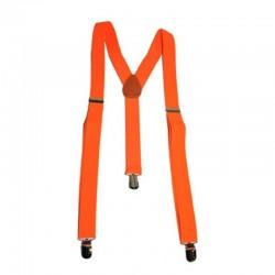 Šle - neon oranžové
