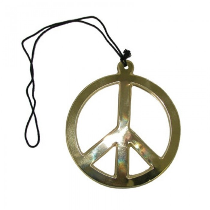 Náhrdelník peace - velký