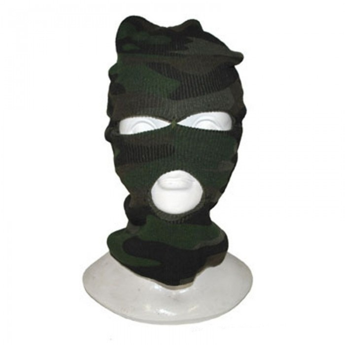 Vojenská kukla maskáčová