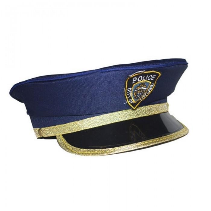 Policejní čepice - dospělá