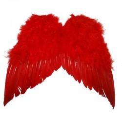 Křídla červená - menší