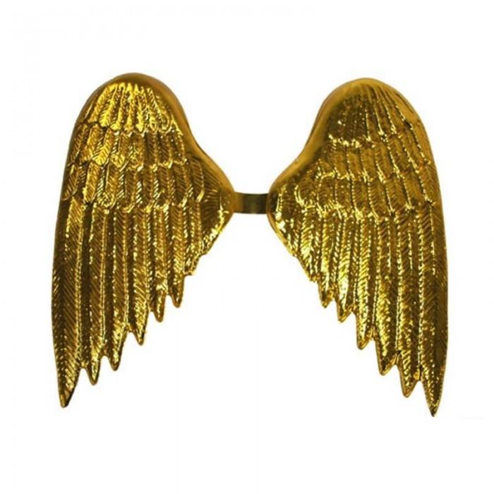 Křídla anděl - zlatá