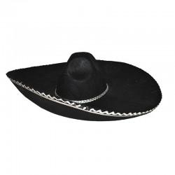 Sombrero černé velké