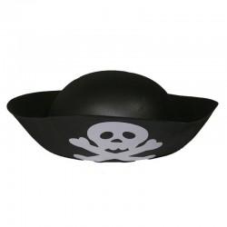 Pirátský klobouk pěnový - dětský