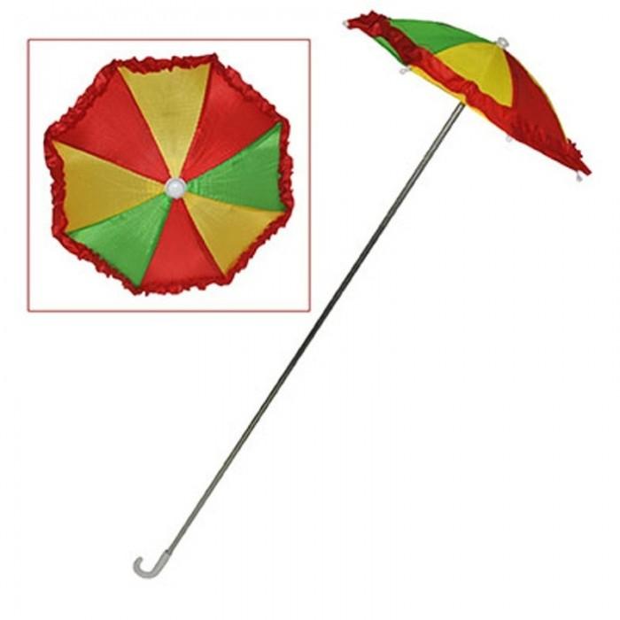 Deštník na dlouhé hůlce