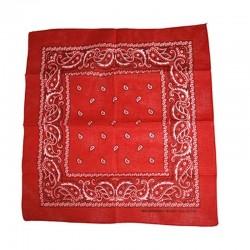 Kovbojský šátek 55x55 cm