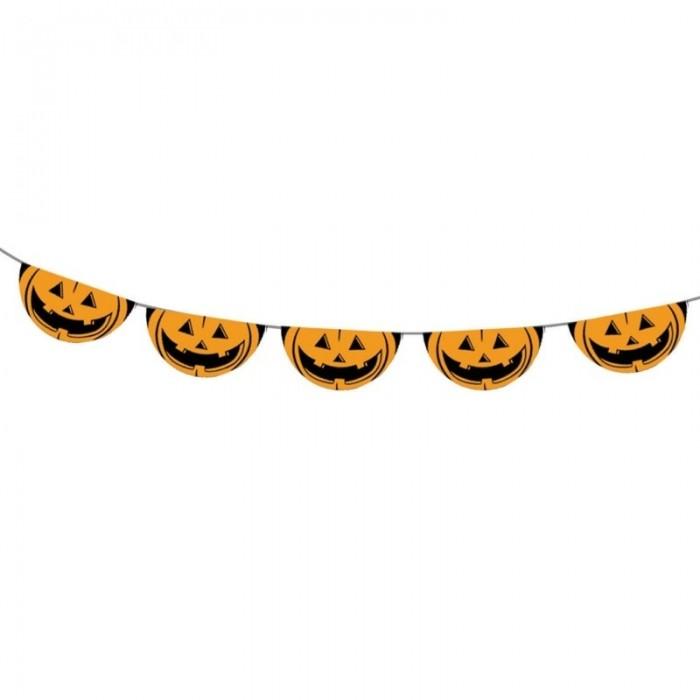 Girlanda dýně halloween 5,5m