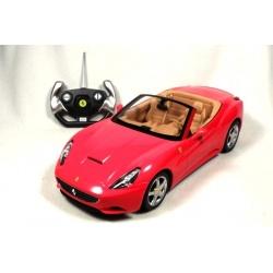 RC model Ferrari California auta na dálkové ovládání - 1:12