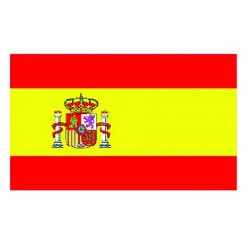 Vlajka Španělsko 150 x 90 cm