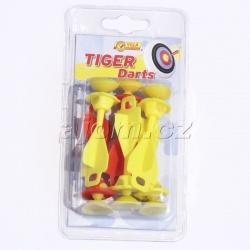 Šipky pro kuši - samostříl - TIGER