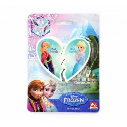 Gumy srdce Frozen - Ledové království