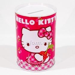 Pokladnička kasička na peníze Hello Kitty 10,5cm