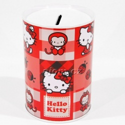 Pokladnička Hello Kitty