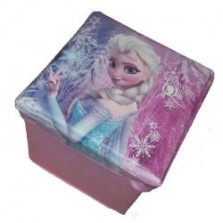 Krabice na hračky úložný box Frozen Ledové království 32x32cm