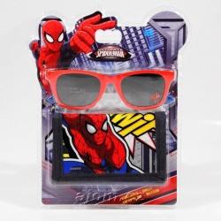 Dětská peněženka a sluneční brýle Spiderman