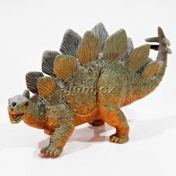 Dinosaurus menší - Stegosaurus