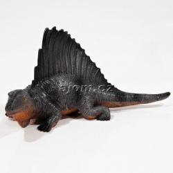Dinosaurus menší - Edaphosaurus