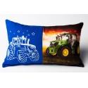 Svítící polštářek Traktor