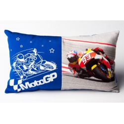Svítící polštářek Závodní motorka MotoGP